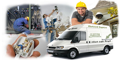 Brent electricians